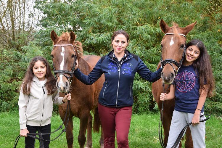 Weekendje paarden: quality time
