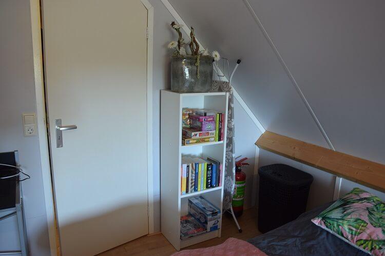 Boekenkastje Studio Hippago