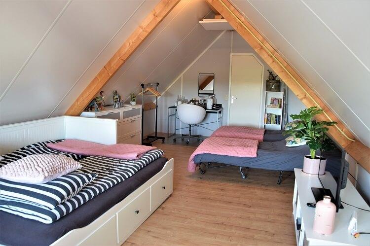 4-persoons familiekamer: Studio Hippago in Drenthe